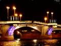 Разводка Благовещенского моста (Санкт-Петербург)