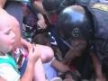 Задержания на Триумфальной 31 июля 2012 года