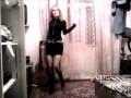 Журналистка из Владивостока Софья Сараева танцует стриптиз