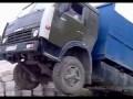 Подборка перегруженных грузовиков (на дыбы или же на козла)