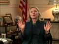 "Hillary Clinton ""We Came, We Saw, He Died"" (Gaddafi)"