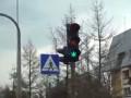 Прикольный украинский светофор .