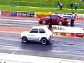 Fiat 126 vs Porsche