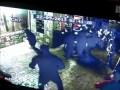 Владелец кафе: Налётчики били всех, кроме русских