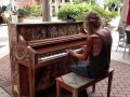 Homeless Man Plays Piano Beautifully (Sarasota, FL) (ORIGINAL)