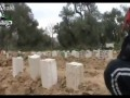 сегодняшне сирийские кладбище