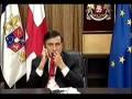 Зачем Саакашвили ест галстуки?