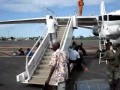 Заправка самолета по-африкански