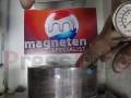 Hydraulic Press | Large Neodymium Magnet 60*60*30