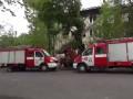 Мариуполь 09.05.14. РОВД полностью выгорел/Ukraine, Mariupol