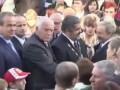 """Как """"стреляли"""" в чешского президента"""
