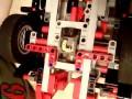 Работа дифференциала на примере модели из Лего