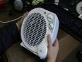 Простой ремонт тепловентилятора.(c) ITOinfoo