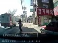 Не пишите SMS, когда переходите дорогу!