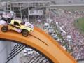 Рекорд по прыжкам в длину... на автомобиле