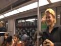 Смех в берлинском метро