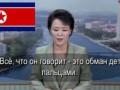 телевидение КНДР о Навальном.