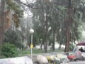 Град в Кисловодске