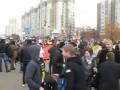 Русский марш 2011 кто не прыгает тот хач .AVI