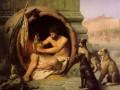 Гераклит Война - это верховный Жрец всех.
