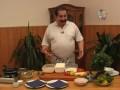 Салат с креветками,рецепт видео