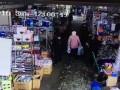 """В Интернете появилось видео обрушения крыши на рынке """"Байсат"""""""