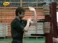 Master Mikic Dejan, Wooden dummy free public presentation