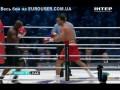 Владимир Кличко -- Жан-Марк Мормек. 4 раунд