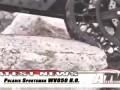 Первый в мире вездеход с безвоздушными шинами