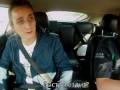Ощущения пассажира Jaguar на треке