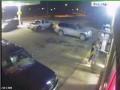 Авария на заправочной станции