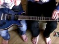 House of the rising sun - pARTyzant & Miki ( guitar pencils drumming )