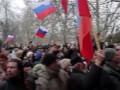 У них МАЙДАН, у нас - МАГАДАН! Заявление Жириновского в Севастополе! 28 февраля