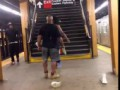 Разборки в Нью-Йоркском метро