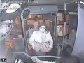 Thief with a bus fell into a trap