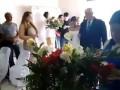 Очень динамичная свадьба