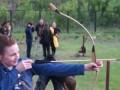 Стрельба из лука для ВСЕХ Нижегородский парк Победы 16 мая 2015