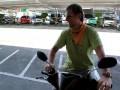 Моя первая поездка на скутере