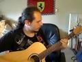 Sc2: Terran theme #1 arrangement for solo accoustic guitar