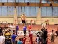 Максим Трухоновец - 21 выход силой на две руки Мировой Рекорд