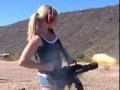 Девушка, пулемет и оргазм