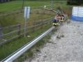 Монорельсовый спуск в Австрии