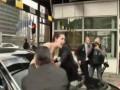Femen напали на кортеж премьера Туниса в Брюсселе