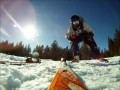 Testing New Personal Jetpack on Skis - Troy Hartman
