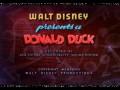 Donald Duck / Сезон 1 / Серия 4