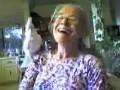 Сумасшедшая бабуля и её попугай