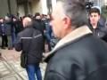 26.02.2014 События возле Верховной Рады Крыма.