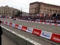 G-drive Show Челябинск - болид формулы-1 загорелся