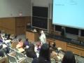 Студент на лекции переоделся в цыпленка