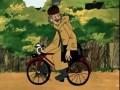 Печкин и велосипед